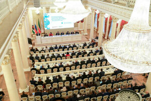 В Казгордуме четвертого созыва представлено шесть крупных политических партий РФ
