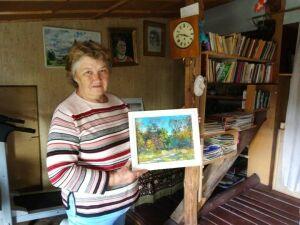 В Бугульме открылась уникальная выставка местного живописца Булата Марданова