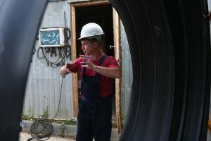 В Челнах почти на 2 млрд рублей капитально отремонтировали центральный коллектор