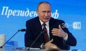 Песков рассказал, что видеообращение Путина уже отправлено в ООН