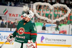 Клуб НХЛ продолжает проявлять интерес к голкиперу «Ак Барса»