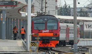 В Татарстане изменится расписание движения электрички из Казани в Свияжск