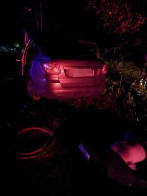 Один человек погиб в столкновении двух легковушек в Елабужском районе РТ