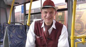 Жители Казани выбрали самого стильного кондуктора автобуса