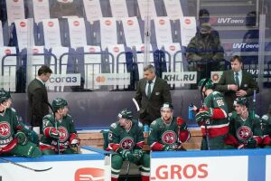 Дмитрий Квартальнов: У «Ак Барса» было безобразное большинство