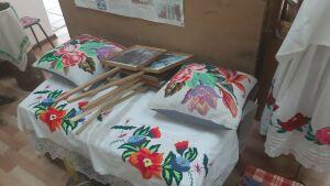 Школьный музей Тетюшского района обзавелся ткацким станком и бивнем мамонта