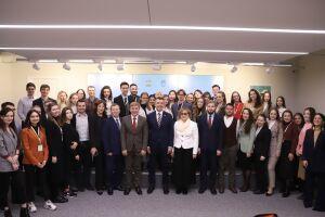 В Казани открыли офис молодежного сотрудничества России со странами ОИС