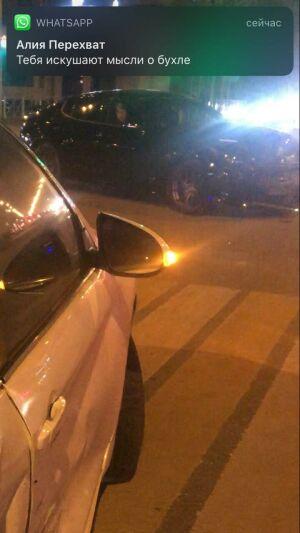 В ДТП с двумя иномарками на Чистопольской в Казани пострадала пожилая женщина