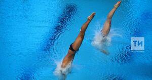 Татарстанцы вернулись со сборов национальной команды по прыжкам в воду