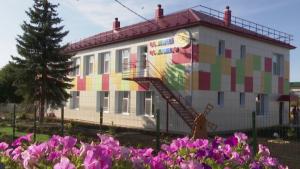 В Нурлате после капремонта открылся детский сад «Солнышко»