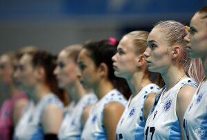 Казань примет полуфинал Кубка России по женскому волейболу