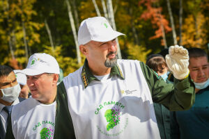 Аноприенко: Татарстан превысил плановый показатель 2024 года по сохранению лесов