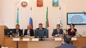 Наиль Вазыхов переизбран главой Камско-Устьинского района Татарстана
