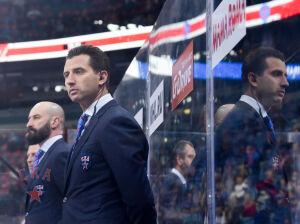 Роман Ротенберг будет и.о. главного тренера СКА в игре против «Ак Барса»