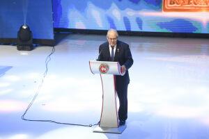 Шаймиев: В столетнюю историю Татарстана мы внесли новое понятие — «возрождение»