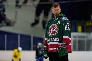 Артем Лукоянов побил рекорд по количеству матчей, проведенных за «Ак Барс»
