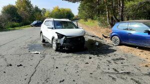 Две женщины получили травмы в ДТП с двумя иномарками под Челнами