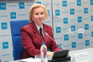 Марина Патяшина: Иностранцы не могут привезти Covid-19 в Татарстан