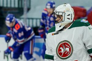 Сейв голкипера «Ак Барса» вошел в топ-10 на неделе КХЛ