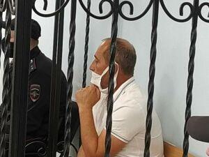 Суд арестовал предполагаемого убийцу бугульминского бизнесмена Деданина