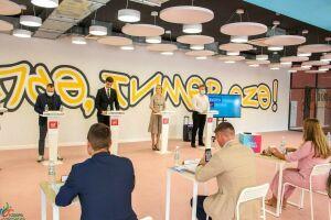 Молодые депутаты провели первые дебаты на татарском языке