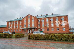 Новый корпус Ново-Чурилинского психоневрологического интерната возвели за 402 дня