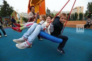 В казанском парке «Калейдоскоп» проведут последнюю в сезоне детскую барахолку