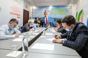 «Память об этой войне священна»: Камалтынов принял участие в «Диктанте Победы»