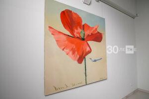 Музей ИЗО РТ представил работы Дмитрия Шорина ценой около 20 тысяч евро каждая