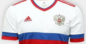 Стал известен дизайн формы сборной России на Евро-2021