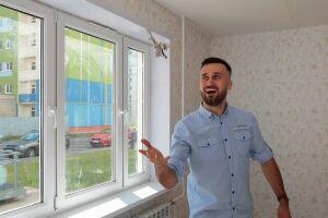 В Нижнекамске 120 семьям вручили ключи от квартир по соципотеке