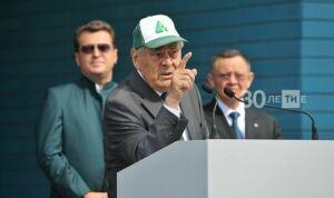 Шаймиев: В Татарстане будут вести подготовку кадров для полилингвальных детсадов
