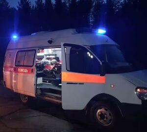Татарстанец попал с тяжелыми травмами в больницу, вылетев на авто в кювет
