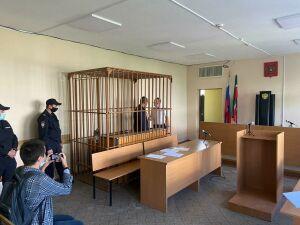 Напавшего на экс-супругу жителя Заинска отправили в СИЗО до 4 ноября