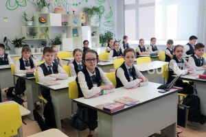 В татарстанских школах очагов заболевания Covid-19 нет