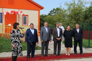 В селе Старые Матаки открылся новый фельдшерско-акушерский пункт