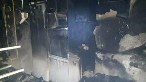 В новогоднюю ночь в Нижнекамске из пожара спасли 14 жителей многоэтажки