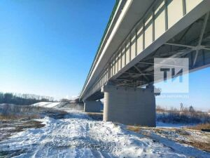 Строительство моста в Соколке завершится в 2023 году