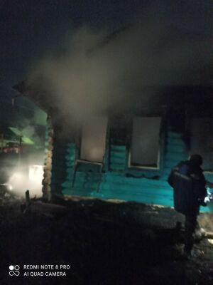 При разборе сгоревшего дома в Татарстане найдено тело мужчины