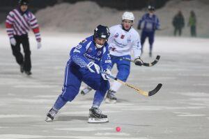 Казанский «Ак Барс-Динамо» сыграл вничью на своем льду с «Байкал-Энергией»