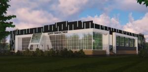 В Казани начнут строить Центр баскетбола и комплекс по спортивной гимнастике
