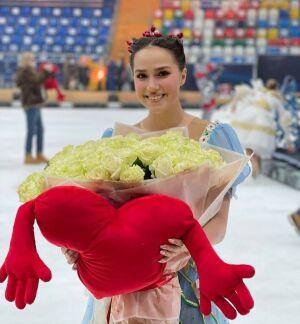 Алина Загитова рассказала о выступлении в шоу «Спящая красавица»