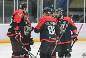 Хоккейный клуб «Нефтяник» стартовал в новом году с победы