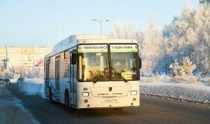 В Нижнекамске планируют объединить городские и вахтовые автобусные маршруты