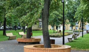 В Казани на содержание общественных пространств потратят более 244 млн рублей