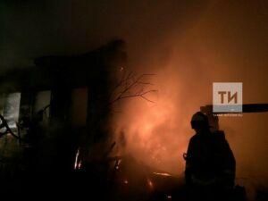 В Казани за новогодние праздники произошло 43 пожара