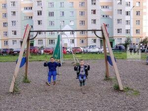 По программе «Наш двор» в Нижнекамске в 2021 году благоустроят 68 территорий