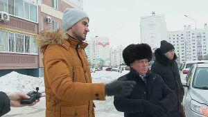 Мэр Нижнекамска поручил навести порядок в одном из проблемных дворов города