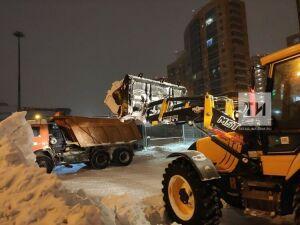 Перевозчики Казани предложили изменить порядок уборки улиц от снега
