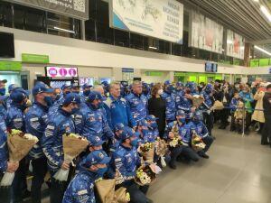 «За ценой ребята не постояли!»: в Челнах встретили 18-кратных чемпионов «Дакара»